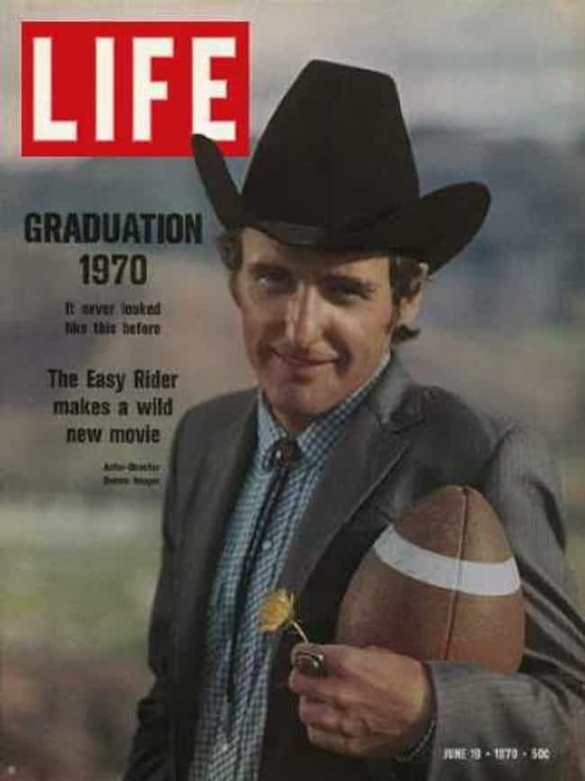 Dennis Hopper is listed (or ranked) 4 on the list The Best Life Magazine Covers