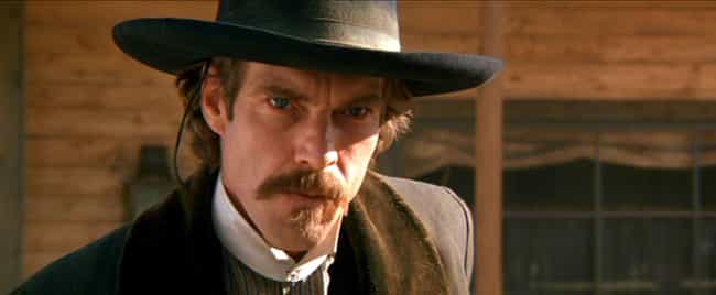 Dennis Quaid is listed (or ranked) 4 on the list Great Performances In Bad Historical Dramas