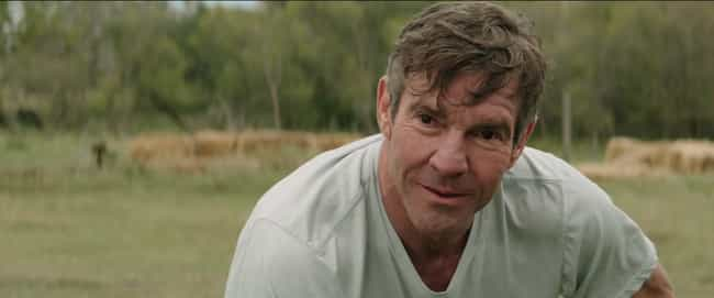 Dennis Quaid is listed (or ranked) 2 on the list Actors Whose Whole Thing Is Being Your Father