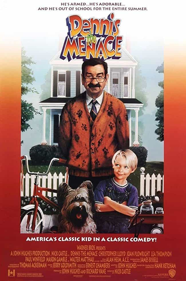 Dennis the Menace is listed (or ranked) 2 on the list The Best Movies and Series in the Dennis the Menace Franchise