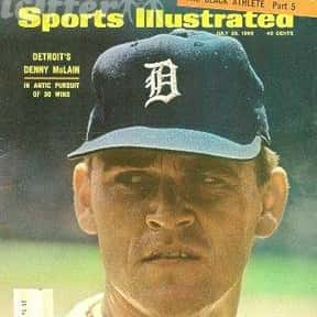 Denny McLain is listed (or ranked) 12 on the list Sports Stars Who You Would Break Out of Jail