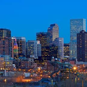 Denver is listed (or ranked) 22 on the list US Cities with the Best Culture