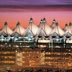 Denver International Airport is listed (or ranked) 5 on the list The Best U.S. Airports
