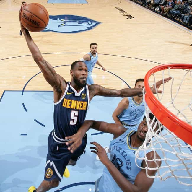 Denver Nuggets is listed (or ranked) 3 on the list Which NBA Team Will Be Next To Win Their First Championship?