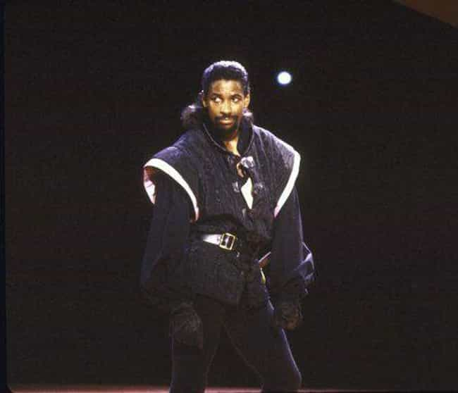 Denzel Washington is listed (or ranked) 2 on the list 17 Actors Who Have Played Richard III