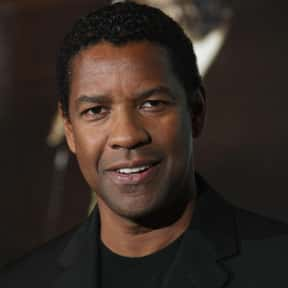 Denzel Washington is listed (or ranked) 8 on the list Celebrities Who Should Run for President