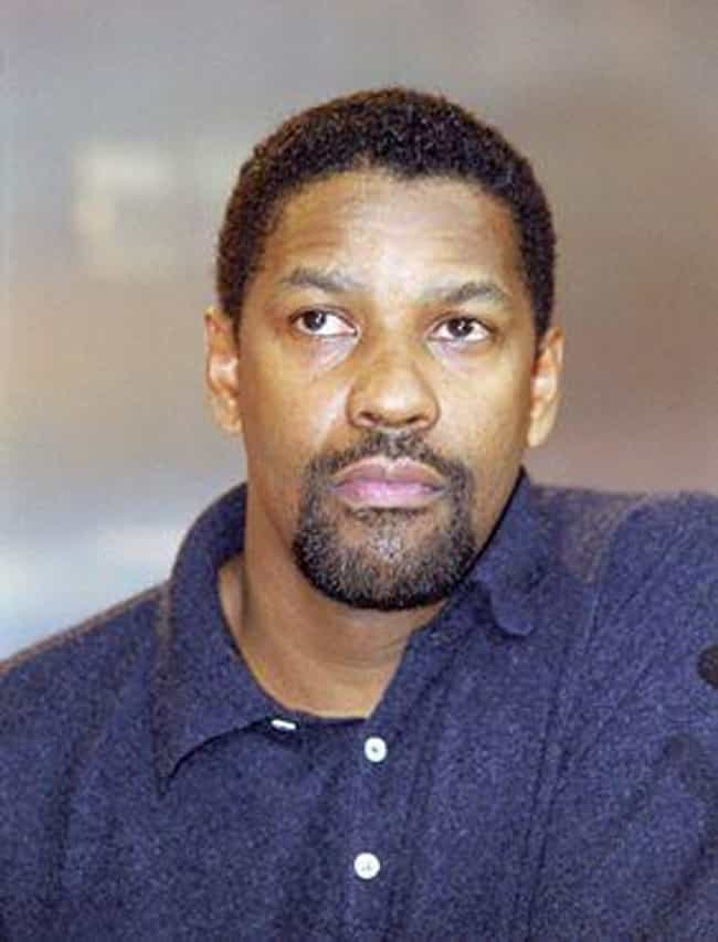 Denzel Washington is listed (or ranked) 2 on the list Famous People You Didn't Know Were Pentecostal