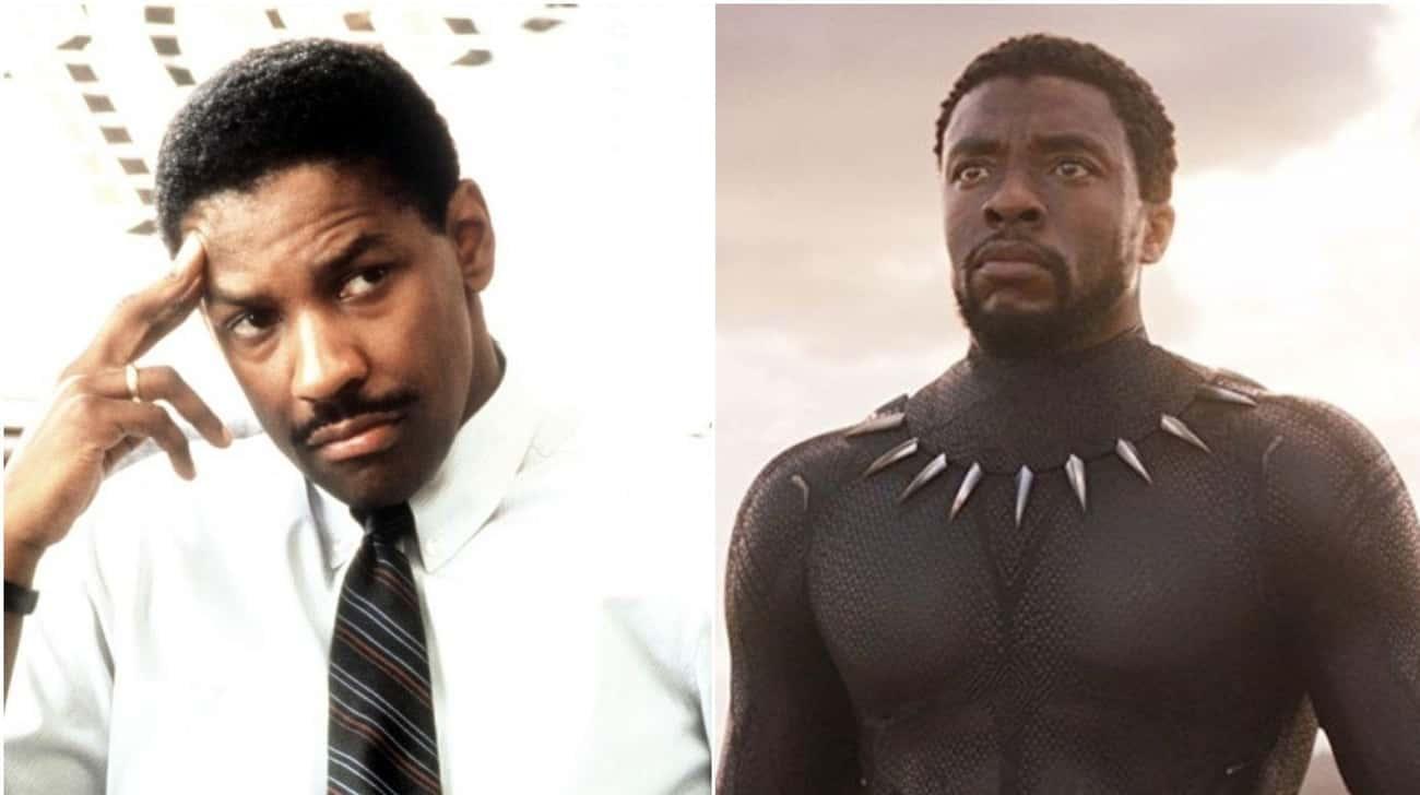 Denzel Washington - Black Panther