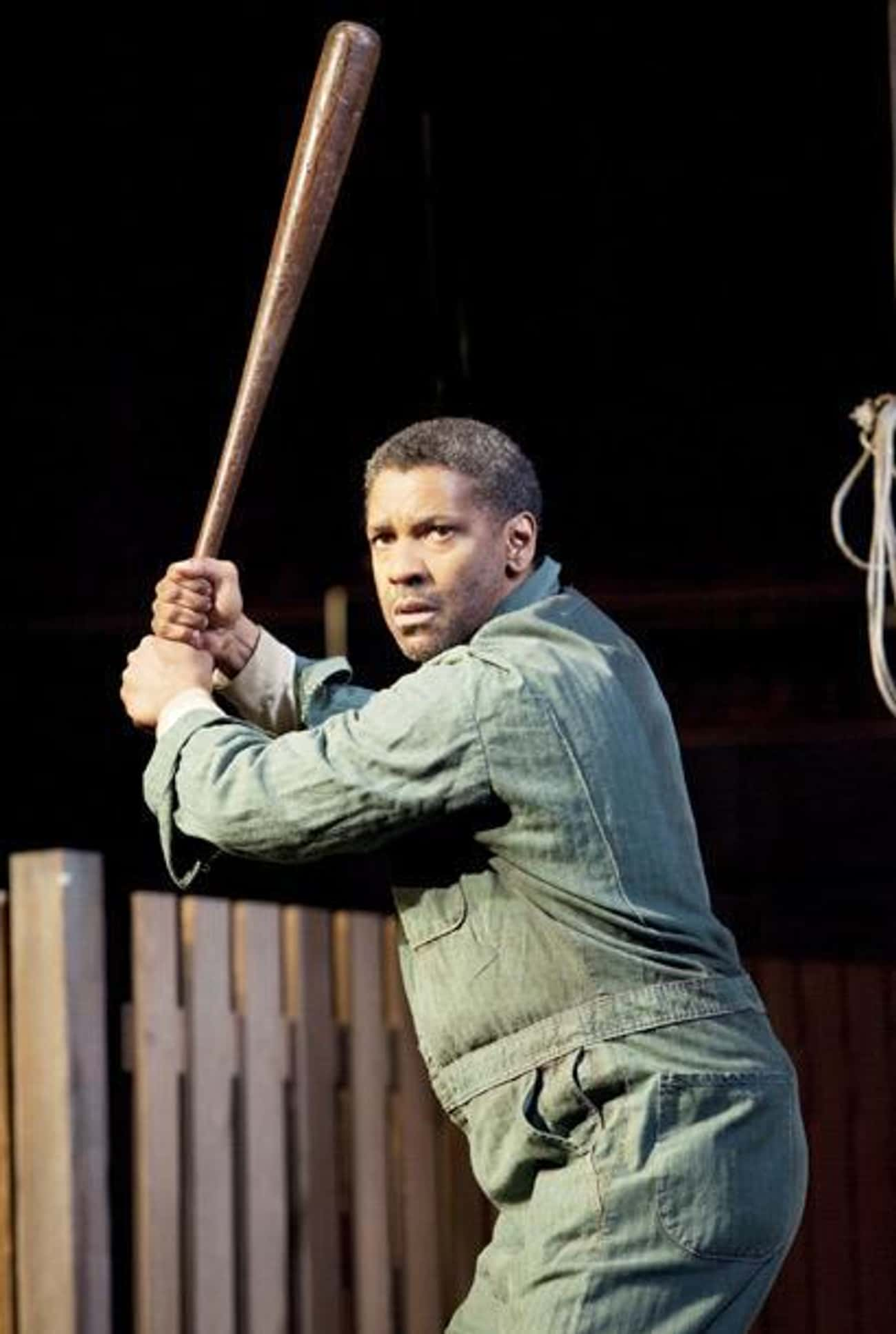 Denzel Washington is listed (or ranked) 2 on the list 39 Famous Actors Who Won Tonys for Plays