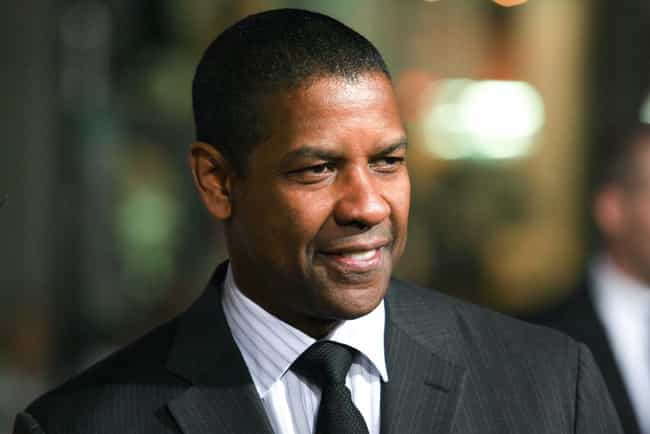 Denzel Washington is listed (or ranked) 2 on the list Famous People Born in 1954