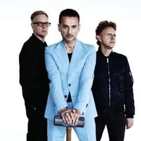 Depeche Mode is listed (or ranked) 14 on the list The Best Pop Music Trios Of All Time