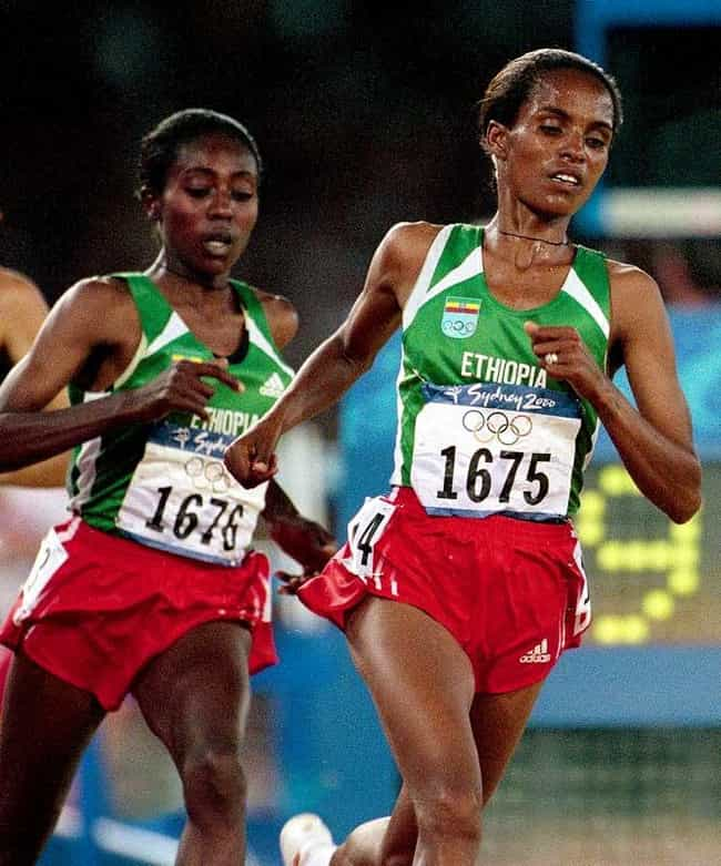 Derartu Tulu is listed (or ranked) 4 on the list Famous Female Athletes from Ethiopia