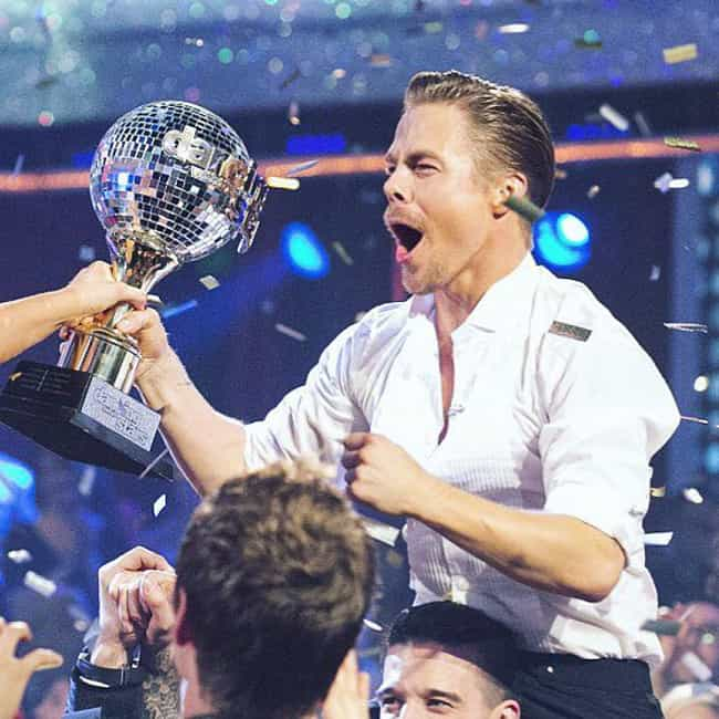 Derek Hough is listed (or ranked) 4 on the list The Best Dance Pros On 'Dancing With The Stars'