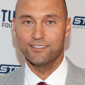 Derek Jeter is listed (or ranked) 5 on the list Famous University Of Michigan Alumni