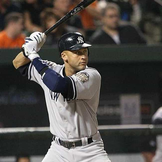 Derek Jeter is listed (or ranked) 1 on the list The Best Athletes Who Wore #2