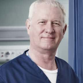 Derek Thompson is listed (or ranked) 4 on the list Casualty Cast List