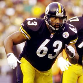 Dermontti Dawson is listed (or ranked) 22 on the list The Best Pittsburgh Steelers of All Time