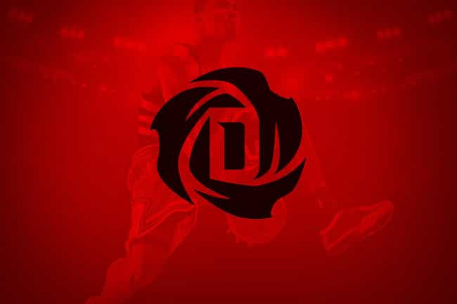Derrick Rose is listed (or ranked) 2 on the list Coolest Athlete Logos