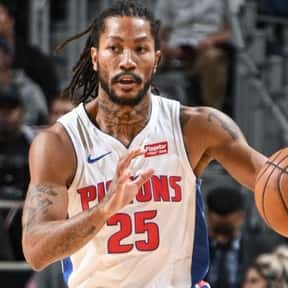 Derrick Rose is listed (or ranked) 4 on the list The Best NBA Players from Illinois