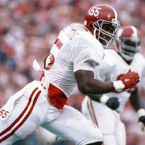 Derrick Thomas is listed (or ranked) 1 on the list The Best Alabama Crimson Tide Football Players of All Time