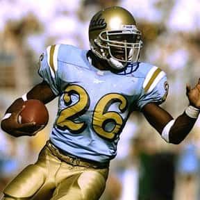 DeShaun Foster is listed (or ranked) 11 on the list The Best UCLA Football Players of All Time