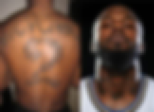 DeShawn Stevenson is listed (or ranked) 4 on the list NBA Players with the Worst Tattoos