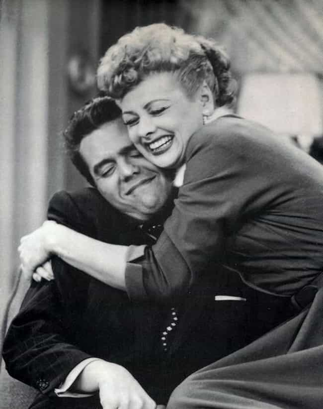 Desi Arnaz is listed (or ranked) 2 on the list Men Who Betty Grable Has Dated