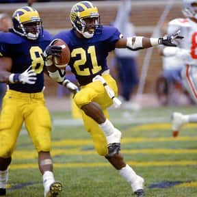 Desmond Howard is listed (or ranked) 25 on the list The Best Heisman Trophy Winners of All Time