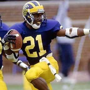 Desmond Howard is listed (or ranked) 2 on the list The Best Michigan Football Players of All Time