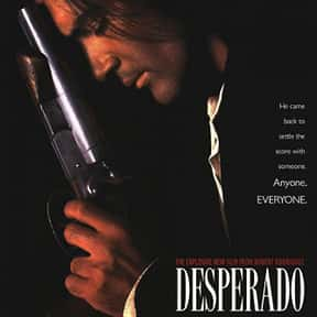 Desperado is listed (or ranked) 1 on the list The Best Salma Hayek Movies