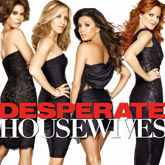 Desperate Housewives is listed (or ranked) 3 on the list The Best TV Shows With Therapy Scenes