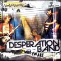 Desperation Band is listed (or ranked) 7 on the list Integrity Media Complete Artist Roster