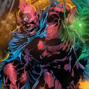 Despero is listed (or ranked) 24 on the list The Best Villains The Justice League Has Ever Faced