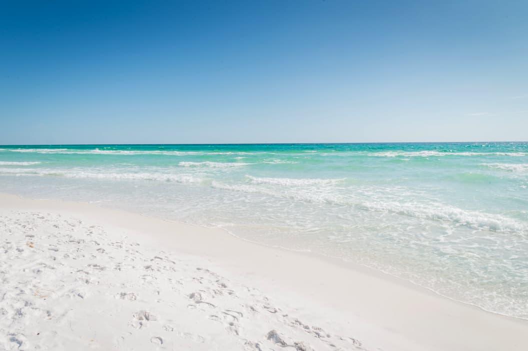 Random Best Beaches in the South