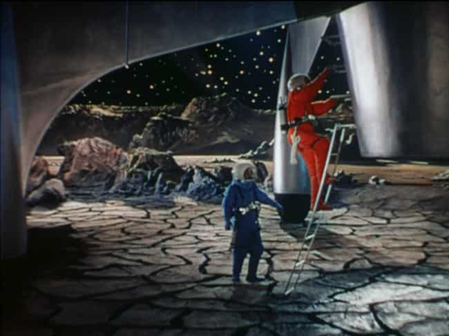 Destination Moon is listed (or ranked) 6 on the list The 14 Most Scientifically Accurate Sci-Fi Movies
