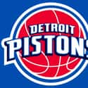 Detroit Pistons is listed (or ranked) 24 on the list Your Favorite NBA Basketball Teams