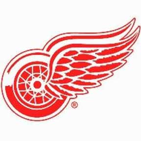 Detroit Red Wings is listed (or ranked) 16 on the list The Best Sports Franchises Of All Time
