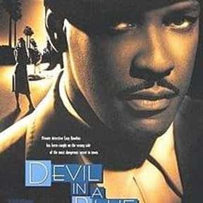 Devil in a Blue Dress is listed (or ranked) 23 on the list The Online Film Critics Society's Top Overlooked Films '90