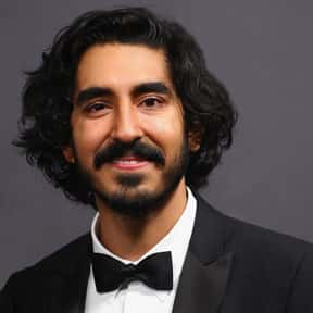 Dev Patel is listed (or ranked) 5 on the list The Newsroom Cast List