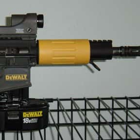 DeWalt is listed (or ranked) 11 on the list The Best Vacuum Cleaner Brands