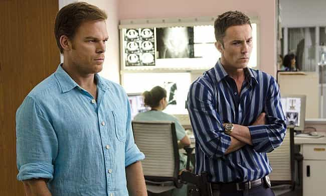 Dexter is listed (or ranked) 3 on the list The Worst Episodes Of Otherwise Great TV Shows