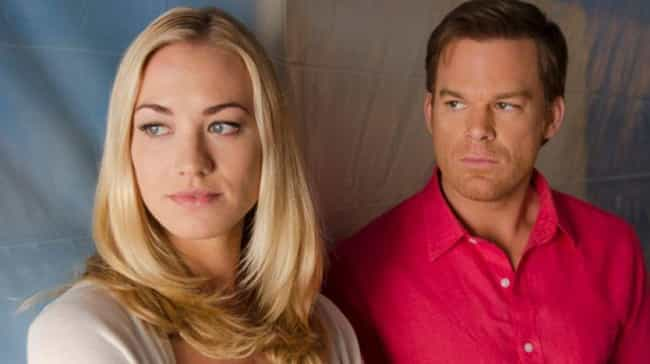 Dexter is listed (or ranked) 3 on the list 17 Beloved TV Shows With Terrible Final Seasons