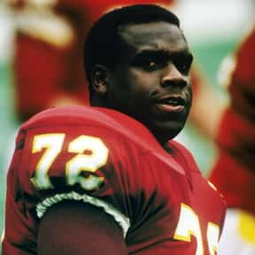 Dexter Manley is listed (or ranked) 10 on the list The Greatest Washington Redskins of All Time