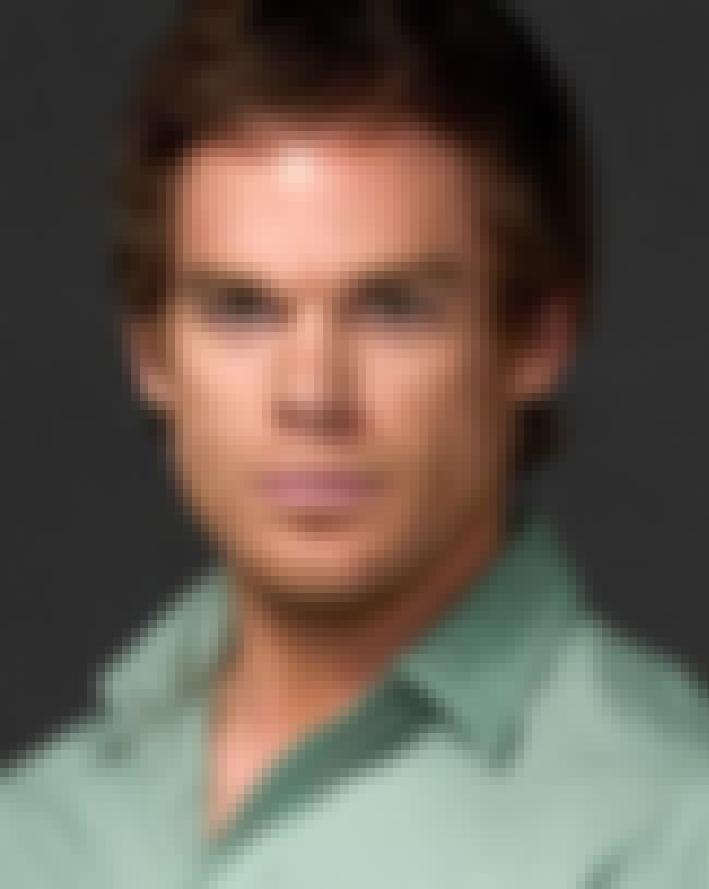 Dexter Morgan is listed (or ranked) 8 on the list The Creepiest Characters in TV History