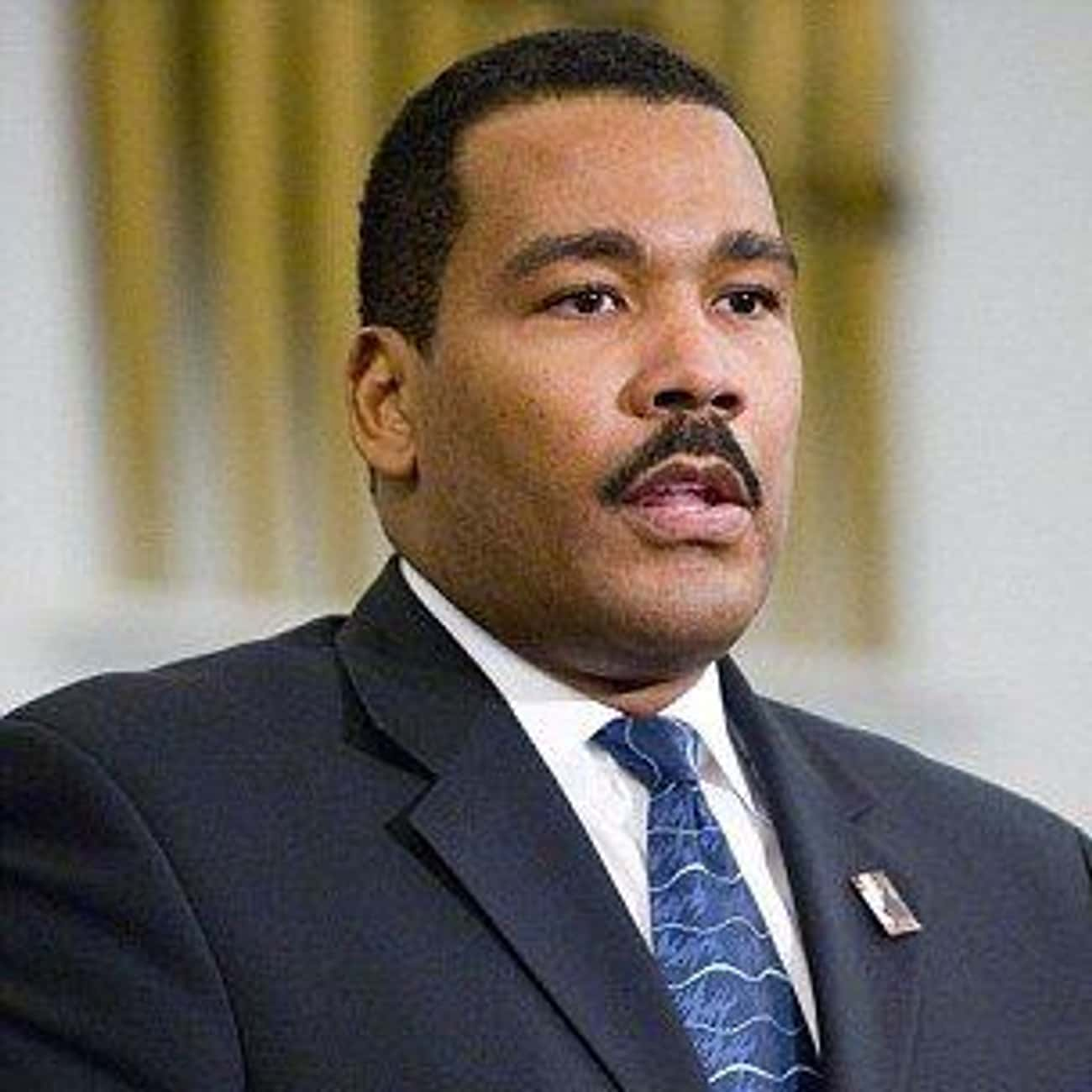 Dexter Scott King is listed (or ranked) 4 on the list All the Actors Who Have Played Martin Luther King, Jr., Ranked