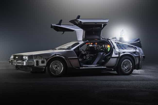 DeLorean DMC-12 is listed (or ranked) 4 on the list 23 Cars You Wish You'd Had as a Kid