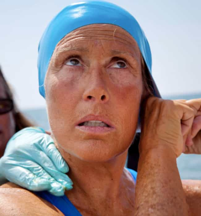 Diana Nyad is listed (or ranked) 3 on the list 25 People Who Did Great Things After Fifty
