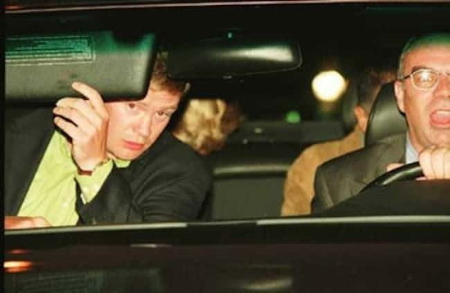 Diana, Princess of Wales is listed (or ranked) 35 on the list The Last Known Photos of 52 Famous People