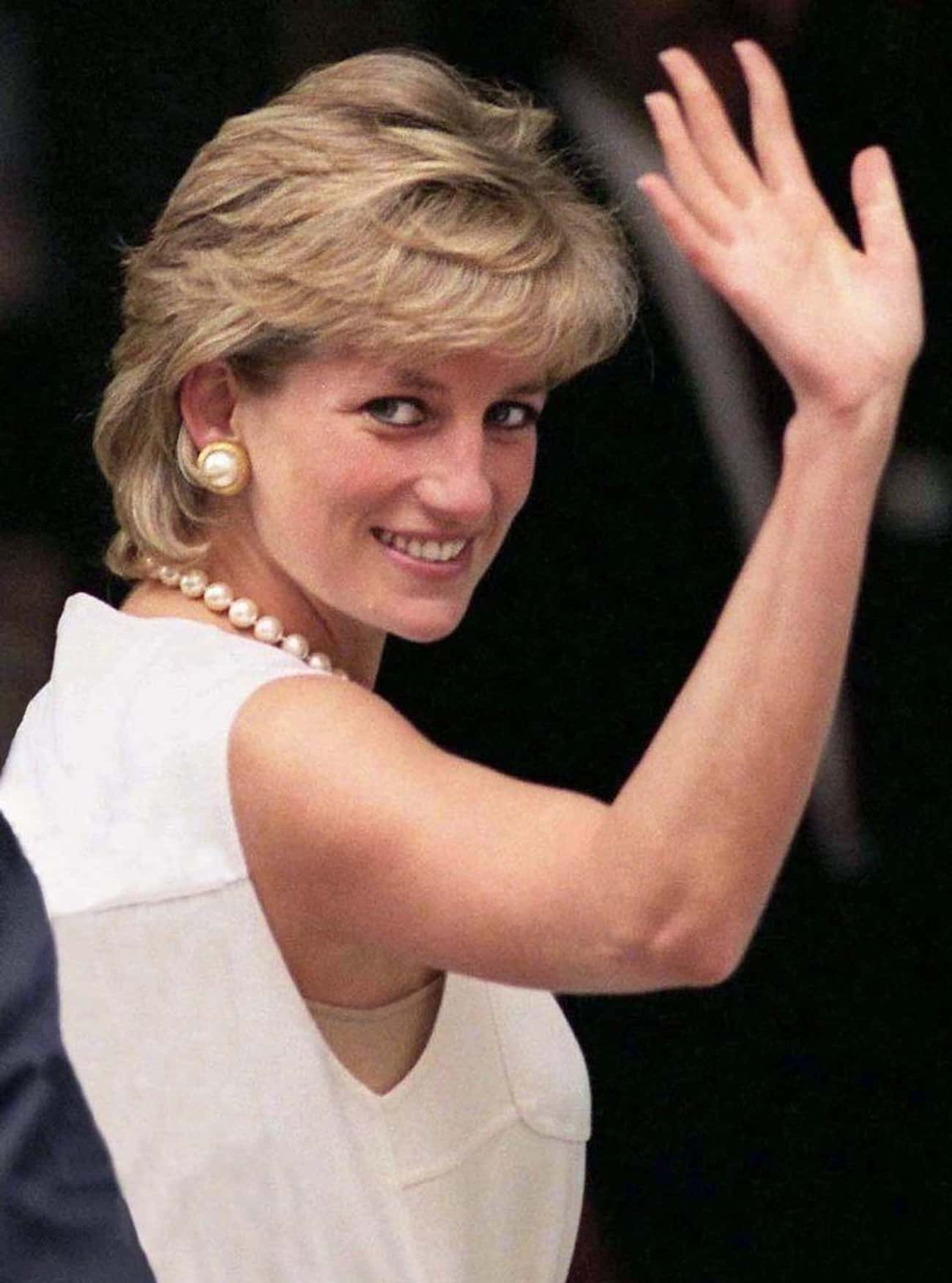 Diana, Princess of Wales is listed (or ranked) 2 on the list The Most Beautiful Royal Women Around the World