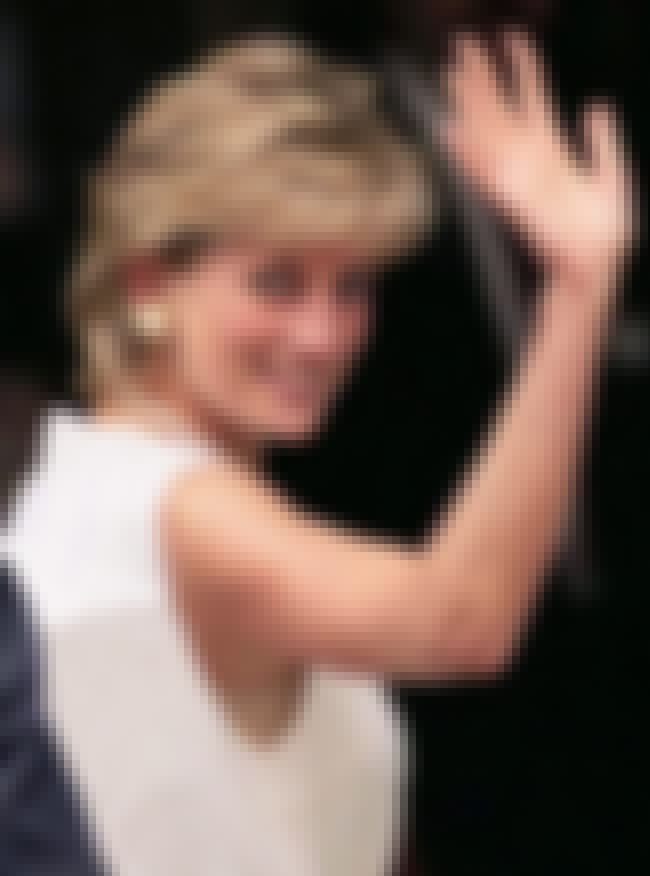 Diana, Princess of Wales is listed (or ranked) 2 on the list List of Famous Princesses